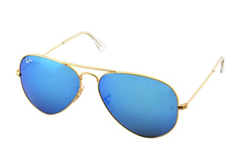 Ray-Ban Aviator Classic Metal Gold Damen Sonnenbrille