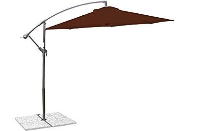 Siena Garden Ampelschirm klassik