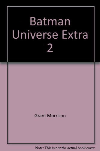 Batman Universe Extra 2
