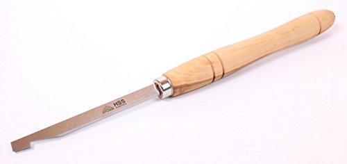 Stubai 703515 Racloir coudé Droit, 15 mm