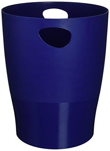 5 Star 453104AD - Papelera design Deluxe, color azul