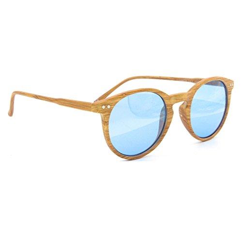Occhiali da sole in legno la moda dell 39 estate la guida per scegliere l 39 occhiale da sole in legno - Occhiali per truccarsi allo specchio ...