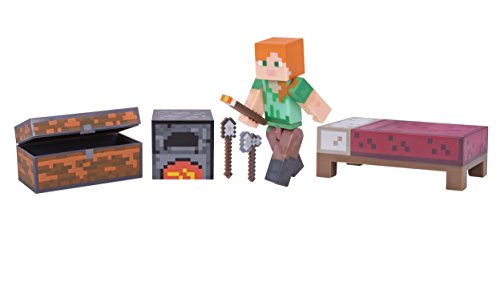 Minecraft 16471 Alex Survival Pack
