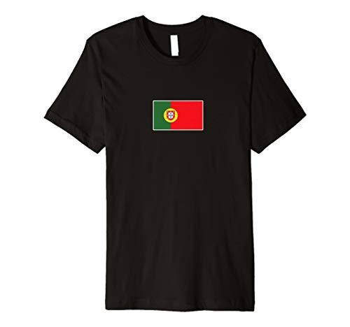 Portugal Flagge T-Shirt