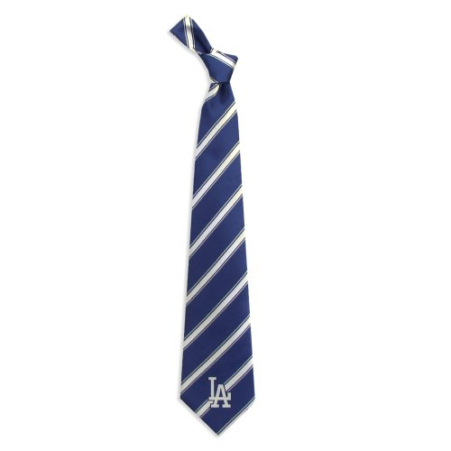 Eagles Wings Los Angeles Dodgers Krawatte aus gewebtem Polyester