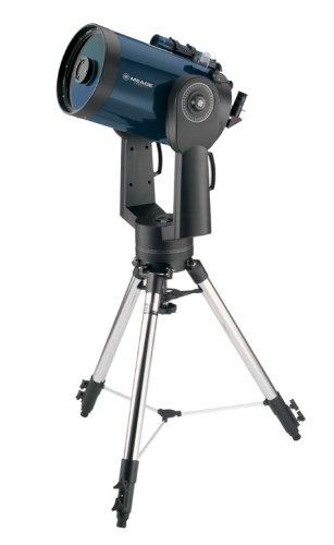 Meade LX90 ACF-10  Teleskop (254mm Objektivdurchmesser, f/10 Öffnungsverhältnis) mit GPS, UHTC, SmartFinder und Stativ