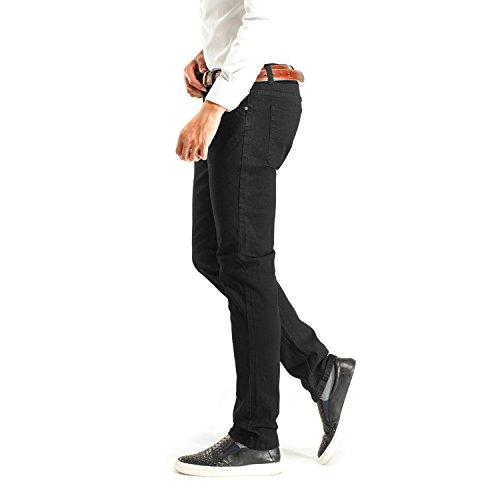 Robelli -  Pantaloni  - relaxed - Uomo Black