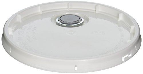 Encore plastica, striscia 5 Gallon goccia con coperchio, Senior Rieke 51000-201009