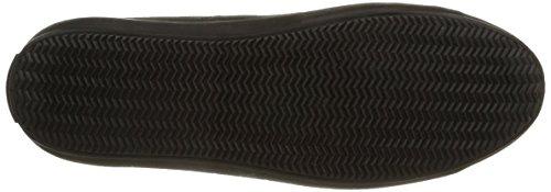 Le Coq Sportif Slimset Cvs, Baskets Basses Homme Noir (Triple Black)