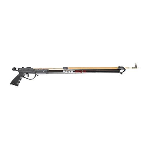 Seac Sting, Fucile Subacqueo Unisex - Adulto, Nero, 85 cm