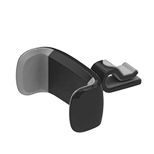 Beudylihy Handy Autohalterung, Auto Vent Halterung : Universal 360 Grad Drehung KFZ Lüftung Halter für Luftauslass-Handyhalterung -