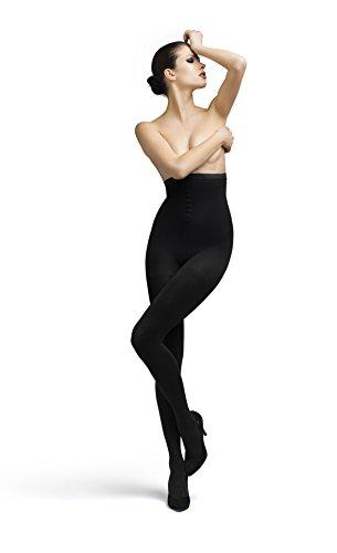 Marilyn figurformende, blickdichte Strumpfhose, 100 Denier, Größe 36 (S), Farbe 1x schwarz -