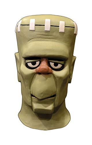 Offizielle Mad Monster Party Fang Maske (Monster Mad Masken)