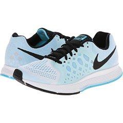Nike - Air Zoom Pegasus 31, Scarpe da corsa da donna (WHITE/BLACK-CLEARWAT)