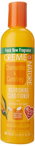 Creme of Nature Revitalisant Adoucissant à la Camomille et à la Consoude pour Cheveux Déshydratés 250ml