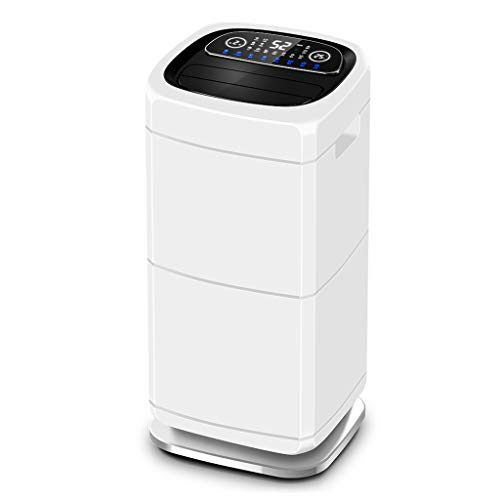 31vzfdb7zqL. SS500  - Dehumidifiers Heating & Cooling Household Villa Mute Large-capacity Basement Industrial High-power Intelligent Moisture Absorber Multi-function Air Purifier Kitchen & Home Appliances