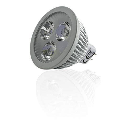 Spot LED MR16 4W 12V Dimmable équivalent 40W