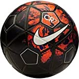 #9: Nike Larjonna CR7 (Red/Black) Replica Football (Size-5)