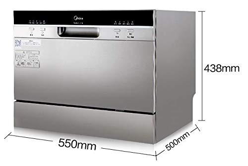 YANGSANJIN Lavavajillas • Diseño Compacto • Clase