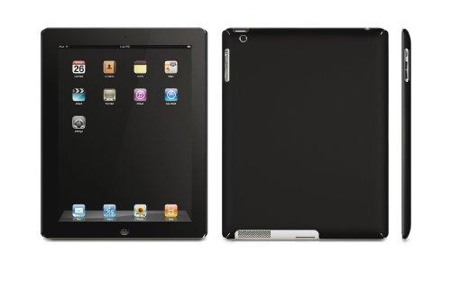 Macally Snap-2B Schutzhülle für Apple iPad 2 schwarz -