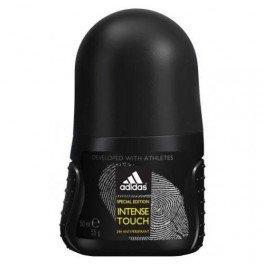 Adidas Deo Roll-On Intense touch for men / Deoroller für Männer / 24h Schutz / Anti-Perspirant / 50ml