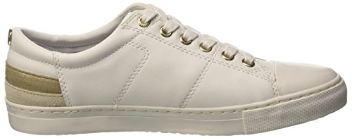Tommy Hilfiger J1285eanne 1a, Sneakers Basses Femme Bianco (100)