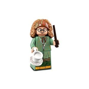 Lego 71022 - Minifigures Harry Potter - Professoressa Cooman  LEGO