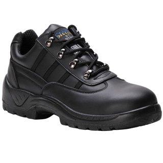 Portwest Fw25 Steelite™ Sécurité Formateur S1P Mens Chaussures De Protection