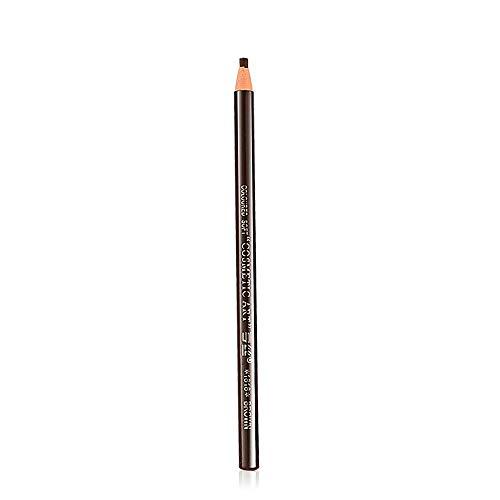 Augenbrauenstift Brauenpuder 5 Farben in 1,Langanhaltende Wasserdichte Schweißfeste Rinziehbarer Stift mit Bürste