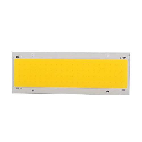 15W COB Chip, 12-14V 15W Diammable COB LED Lighting Board Telecomando con batteria di consegna per la casa di lavoro illuminazione auto(# 2)