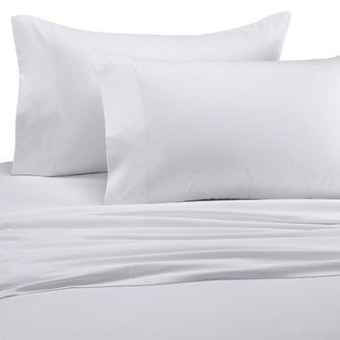 1200 Thread Count Three (3) Piece California King Size White Solid Duvet Cover Set, 100% Egyptian Cotton, Premium Hotel Quality by Luxury Egyptian Bedding