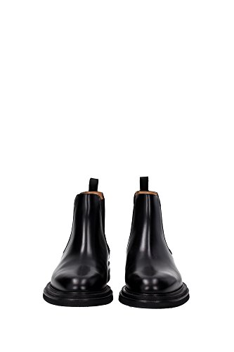 DT0020BLACK Church's Chaussure montante Homme Cuir Noir Noir