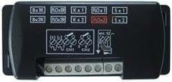 Récepteur radio NICE KX2 fréquence 30.875 Mhz 2 canaux