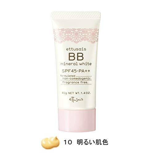 Ettusais BB Mineral White 10 SPF45PA++ [Health and Beauty]