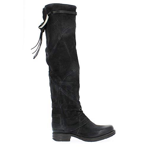 A.S.98 Stiefel Saintec 259301-105 Nero 39