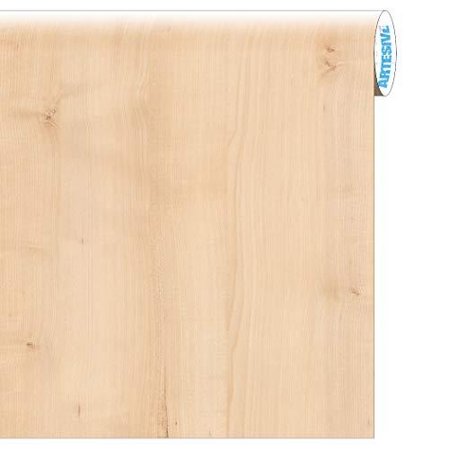 ARTESIVE WD-025 Abeto Sueco Natural 60 cm x 2,5 MT. - Película...