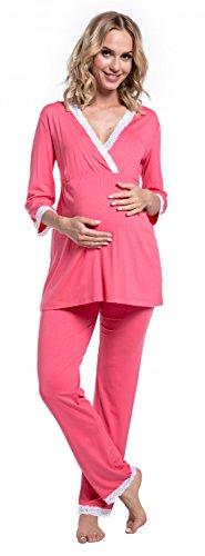 HAPPY MAMA. Women's Maternity Nightie/Pyjamas/Robe Sold Separately. 591p