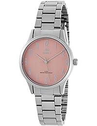 59f5ef68ca5b Reloj Marea Analógico Mujer B41242 6 Armis Acero y Esfera Rosa Claro