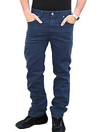 7f7594cb000f HOLIDAY JEANS Pantalone PILOR MOD. Plat (Pesante Invernale) Made in Italy  Uomo Cotone TG. 46 48 50 52 54 56 58 60 Caldo…
