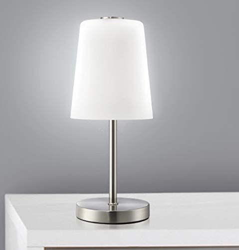 TRANGO LED Schreibtischlampe TG2017-95 I Tischleuchte I Nachttischlampe I Lampe