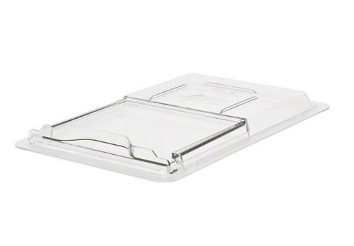 Camwear Food-box (CAMBRO (1218sccw135) 30,5 x 45,7 cm Deckel für Halbformat Food Box – camwear® slidinglids)