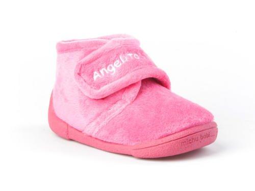 Zapatillas de estar por Casa para Niños y Niñas mod.130. Calzado Infantil Made in Spain, Garantia...