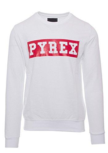 PYREX UNISEX SWEATSHIRT RUNDHALS 33825 Weiß