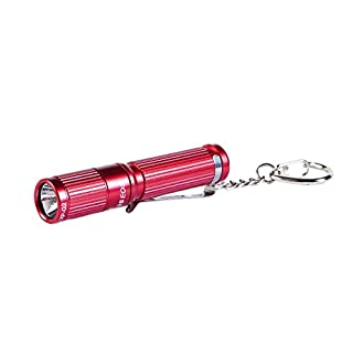 Awox Unisex's Olight i3S EOS Flashlight-Red, One Size