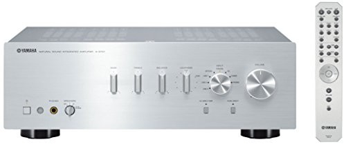 Yamaha A-S701 Amplificatore Integrato, Argento