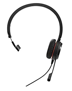 Jabra Evolve 20SE Mono Cuffie con Cancellazione del Rumore e Ottimizzate per Unified Communications