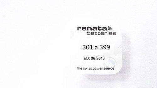 Renata - Pile bouton oxyde argent 341 RENATA 1.55V 15mAh - Blister(s) x 1