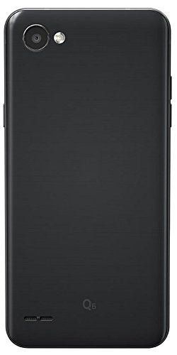 LG Q6 (Black, 3GB RAM, 32GB Storage)