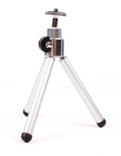 DURAGADGET Mini-Stativ für Canon Powerhot SX610 HS/Powershot SX710 HS