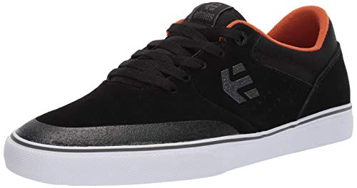 ETNAB|#Etnies Herren Marana Vulc Skateboardschuhe, ((Black/Brown 590), 6.5 UK EU -